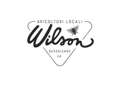 logo wilson apicoltori